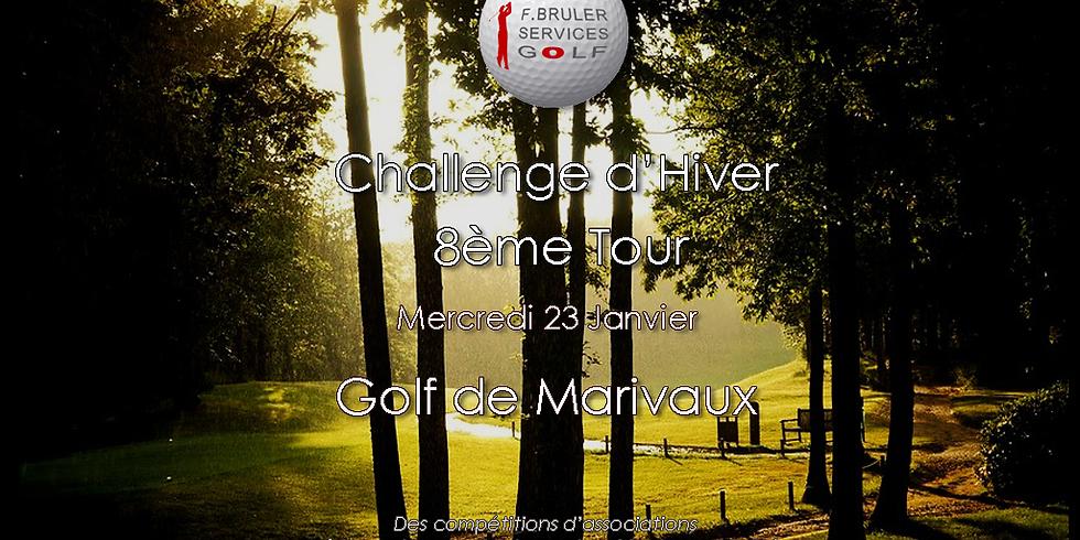 8ème tour du Challenge d'Hiver FBSG