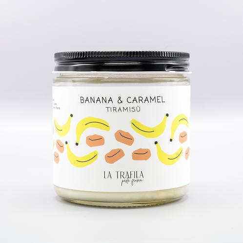 Banana & Caramel Tiramisu