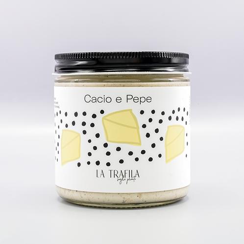 Cacio & Pepe Sauce