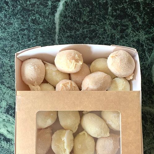 Pumpkin & Amaretti Stuffed Gnocchi