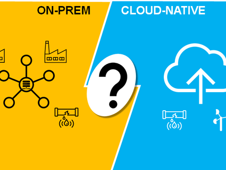 On-Prem or Cloud-Native – Figuring Out Which Architecture Fits Your IoT Project