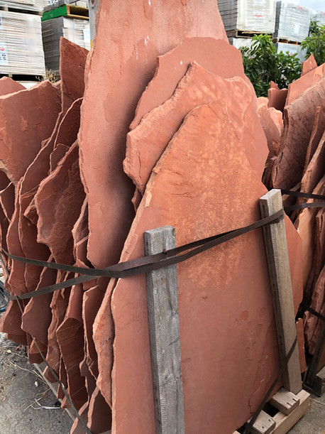 Sedona Red Arizona Flagstone