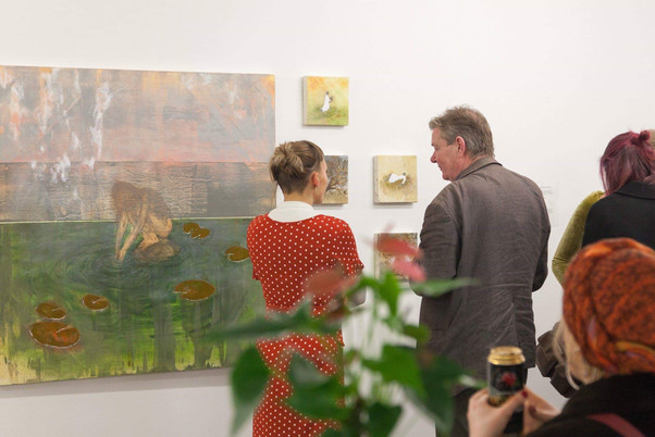 7 6 3 Group Exhibition