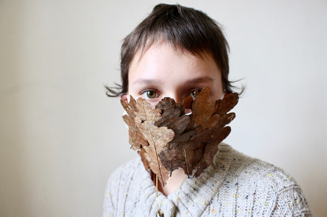 Leaf Mask, 2020