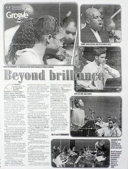 Beyond Brilliance