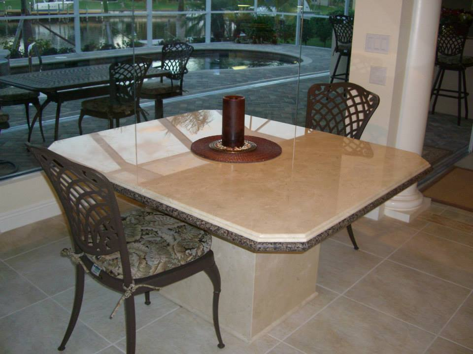 Indoor table