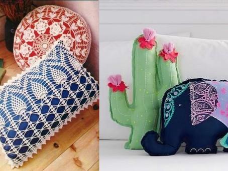 Almofadas para decorar