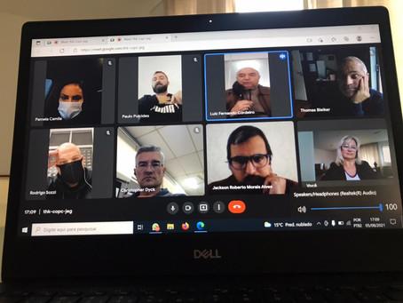 Projeto social é tema de reunião