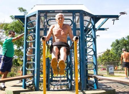 5 opções de atividades físicas para idosos