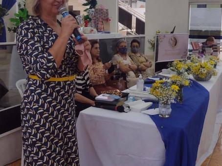 Encontro da União das Esposas de Ministros da Convenção das Igrejas Evangélicas Assembleia de Deus