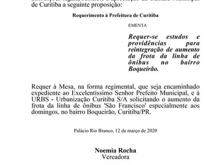 Fiscalização programada no trânsito da Rua Pedro Siemens