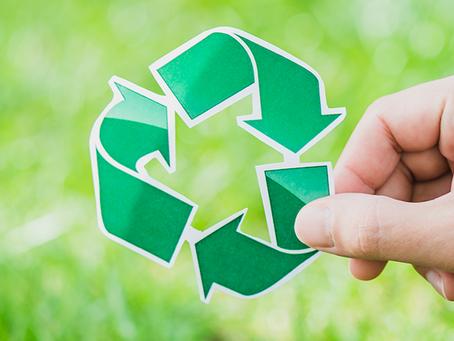 Educação ambiental começa em casa