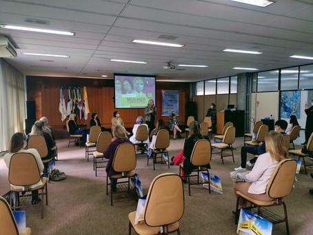 1º Workshop da Mulher Farmacêutica Paranaense