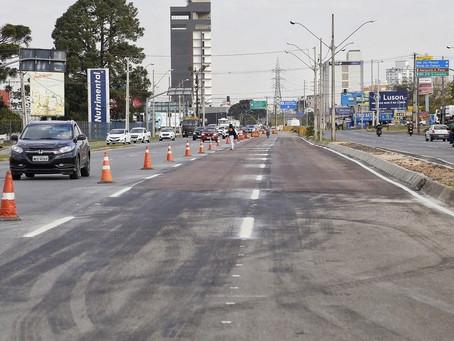 Avenida das Torres tem obra do PAC da Copa concluída após cinco anos parada
