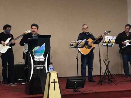 Representação na Igreja Batista Das Nações