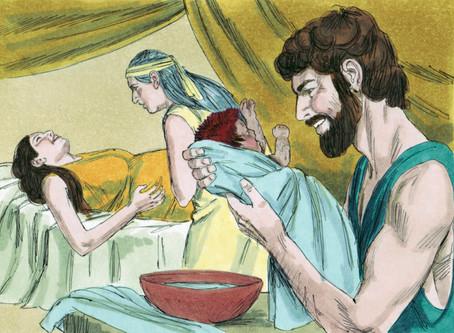 História de Jacó (e de Esaú)