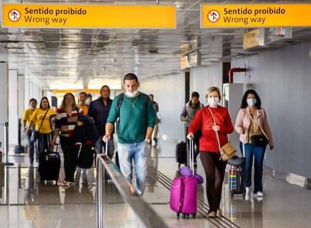 Embarque nos aeroportos será feito por selfie em breve