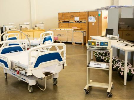 Emendas de vereadores dão R$ 1 milhão em equipamentos a hospitais de Curitiba