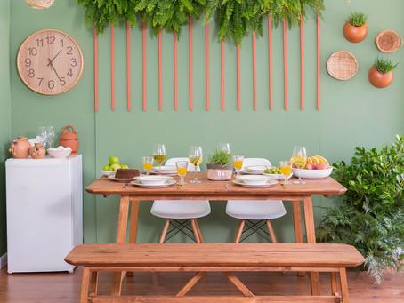 Ervas, temperos e chás: as melhores plantas para a cozinha