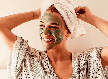 5 tipos de máscaras com argilas para deixar sua pele incrível