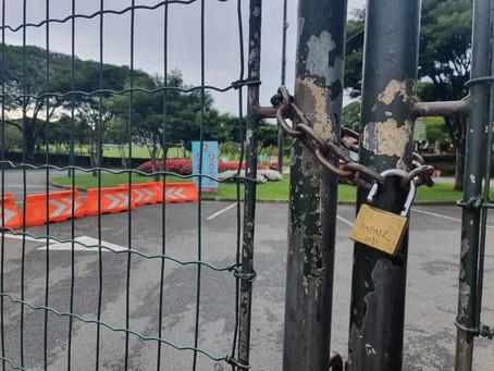 Coronavírus: Curitiba fecha 13 parques e bloqueia estacionamento de outros seis; veja a lista