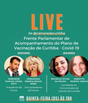 💉Quer saber como anda a fiscalização da vacinação em Curitiba?
