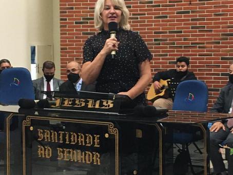 Evento de gratidão ao aniversário do Pastor Marcelo Oliveira