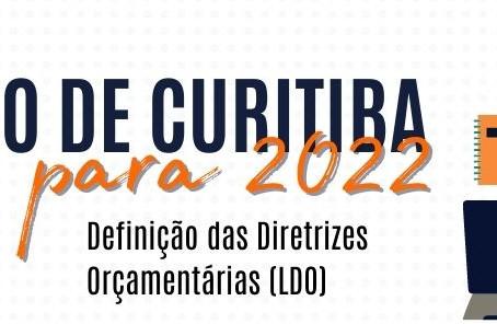 LDO 2022 - QUEREMOS SABER A SUA OPINIÃO