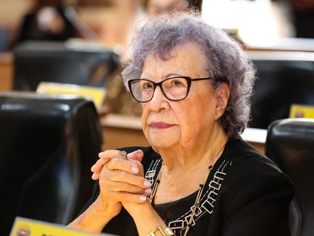 Ex-vereadora Dona Lourdes receberá homenagem