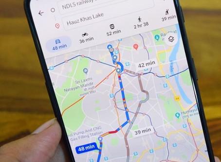 Google Maps começa a mostrar semáforos para alguns motoristas