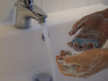 15 de outubro: Dia Mundial de Lavagem das Mãos