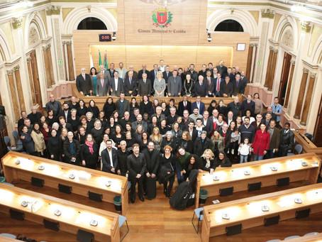 Lembranças - Sessão solene celebra o Centenário da Convenção Batista Paranaense