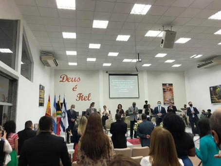 Confraternização de Missões de Evangelismo na IEADC - Bacacheri