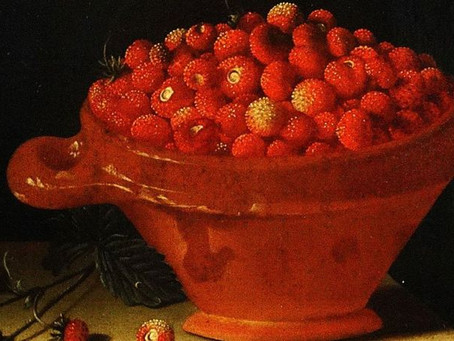 Por que os morangos que comemos são originários do Chile
