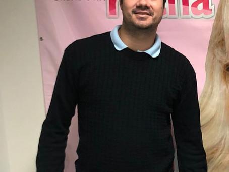Visitas no gabinete - Samuel Pereira Custódio