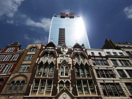 Mudanças climáticas: 'tinta de resfriamento' pode reduzir as emissões de edifícios