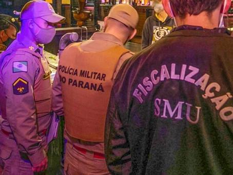 Dinheiro de multas da pandemia deverá ser usado no combate à covid-19 em Curitiba
