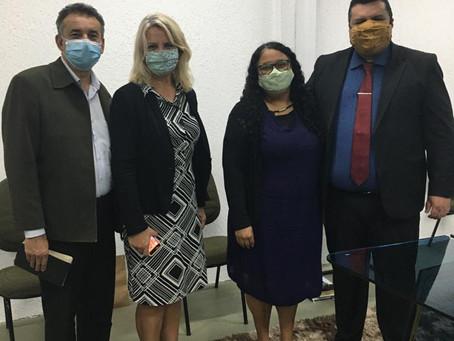 IEADC – Moradias Rio Bonito recebe novo dirigente