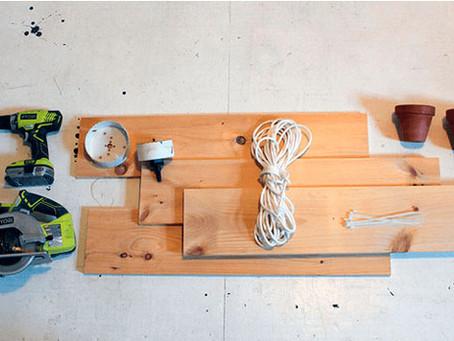 Projetos de DIY para fazer nas férias