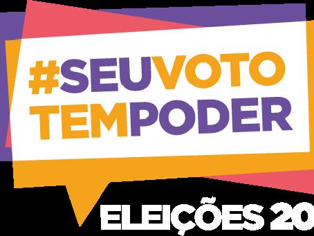 ELEIÇÕES 2020 - Campanha Vote com Segurança