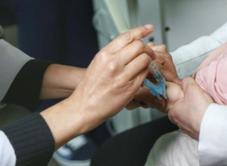 Campanha contra a poliomielite e multivacinação começa na segunda-feira