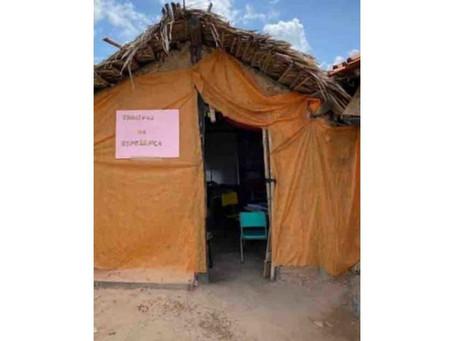 Menina de 12 anos cria escola em barraco para ensinar crianças que não têm acesso ao ensino remoto