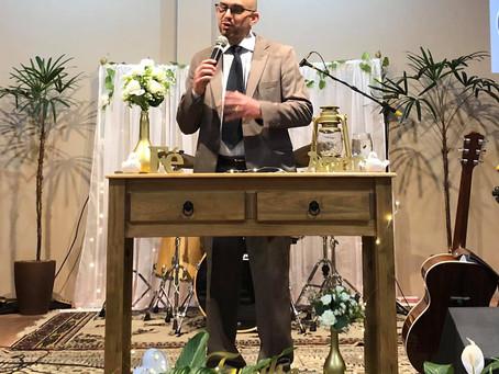 Culto solene de posse na Igreja Batista Vida - Quatro Barras