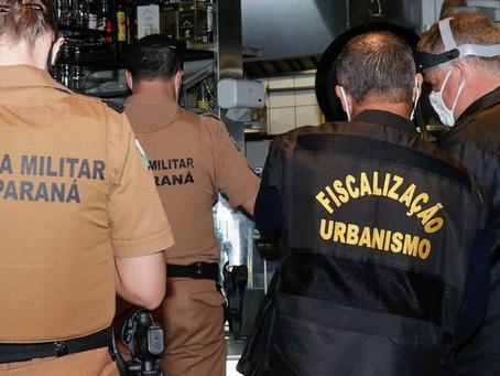 Vereadores de Curitiba aprovam que dinheiro de multas da Aifu seja usado no combate à covid-19
