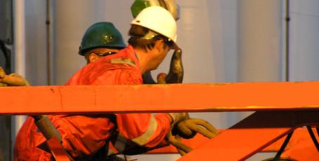 Segurança do trabalho nas empresas