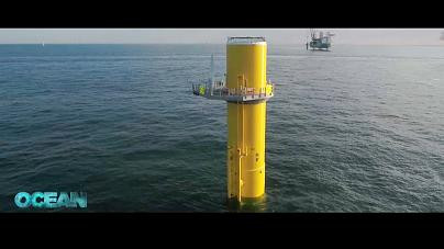 Energia eólica marítima, o futuro azul da economia europeia