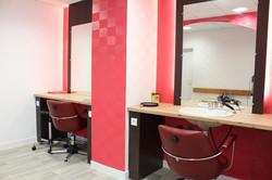 Le salon de coiffure de Beaufort