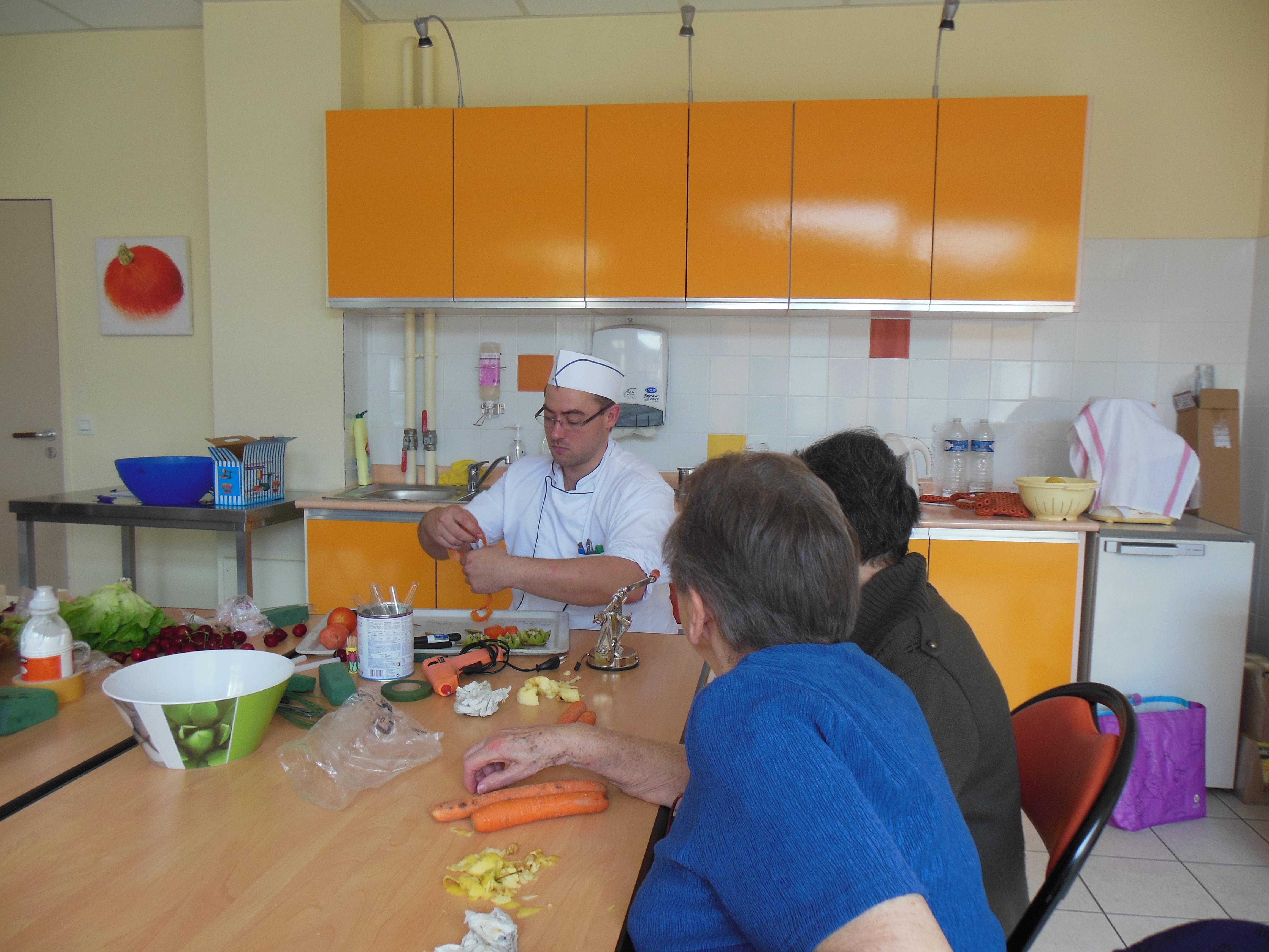 L'atelier cuisine