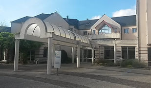 Maison de retraite, ehpad de Beaufort en Vallée