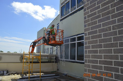 ASTM E1105 Water Leak Testing